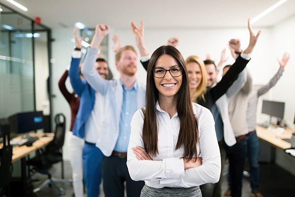 performance coaching, success, self esteem, people celebrating